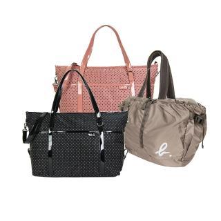 【agnes b】基本熱銷旅行袋(多款選)