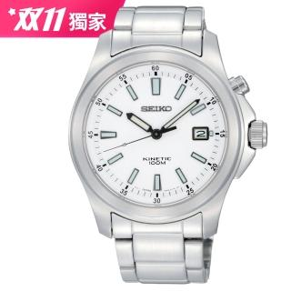 【SEIKO 精工】人動電能-經典型紳士腕錶(SKA461P1)