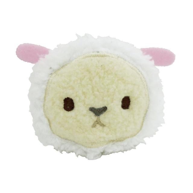 【UNIQUE】動物樂園公仔螢幕擦護腕墊(小綿羊)