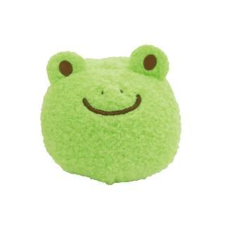 【UNIQUE】動物樂園公仔螢幕擦護腕墊(小蛙君)