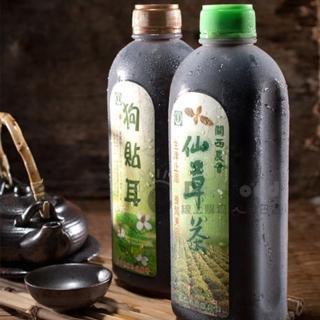 【關西農會】仙草茶 12瓶(960ml/瓶)