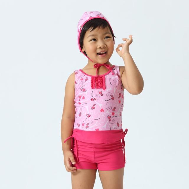 【≡MARIUM≡】小女兩件式泳裝(MAR-4025WJ)