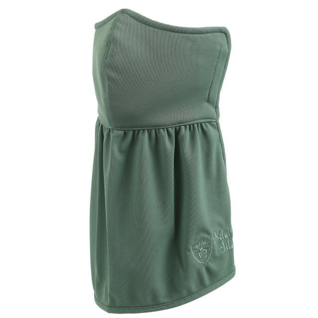 【Vital Silver 銀盾】VITAL COOLDRY 抗UV防曬口罩透氣護頸-2入(綠色)