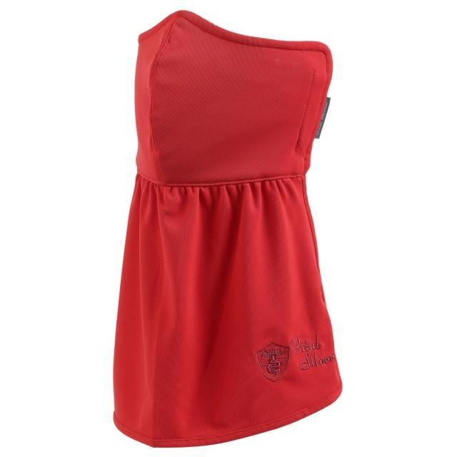 【Vital Silver 銀盾】VITAL COOLDRY 抗UV防曬口罩透氣護頸-2入(紅色)