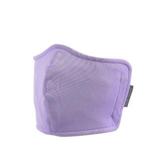 【Vital Silver 銀盾】VITAL COOLDRY 抗UV防曬口罩透氣-2入(丁香紫)