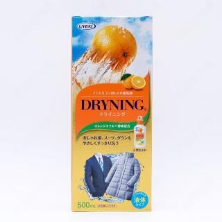 【UYEKI】乾洗衣物專用洗劑(500ml)