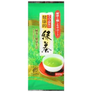 【袋布向】綠茶(200g)