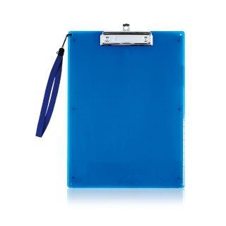 【ABEL力大牌】便利袋板夾(藍色)