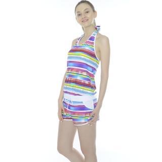 【Bich Loan】珍艷二件式泳裝附泳帽(加贈白人旅遊組13007302)