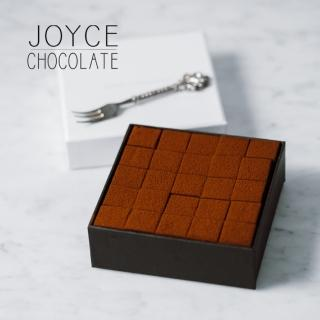 【JOYCE巧克力工房】日本超夯73%生巧克力禮盒(24顆/盒)