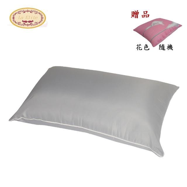 【Valentino Rudy】竹碳纖維健康枕-買一送一