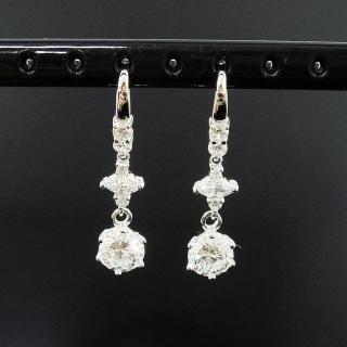 【Celosa名品-】星海晶鑽耳環