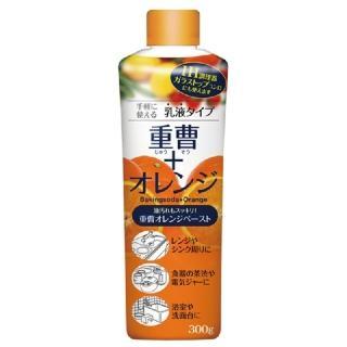 【UYEKI】天然橘油x重曹清潔乳液(300g)