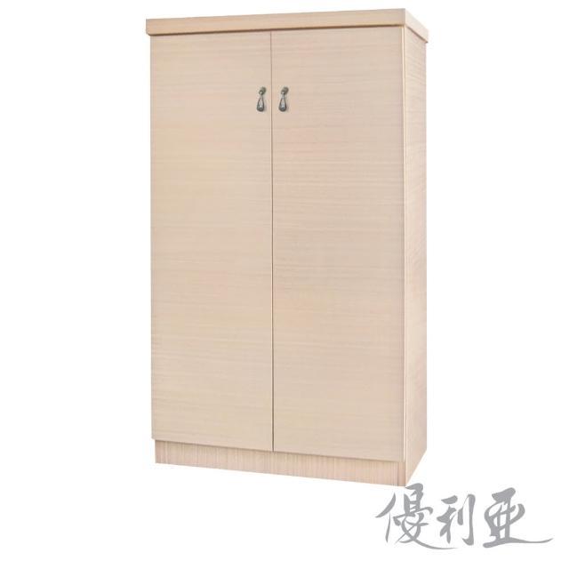 【優利亞-奧斯汀】2.5X3尺開門鞋櫃(3色)
