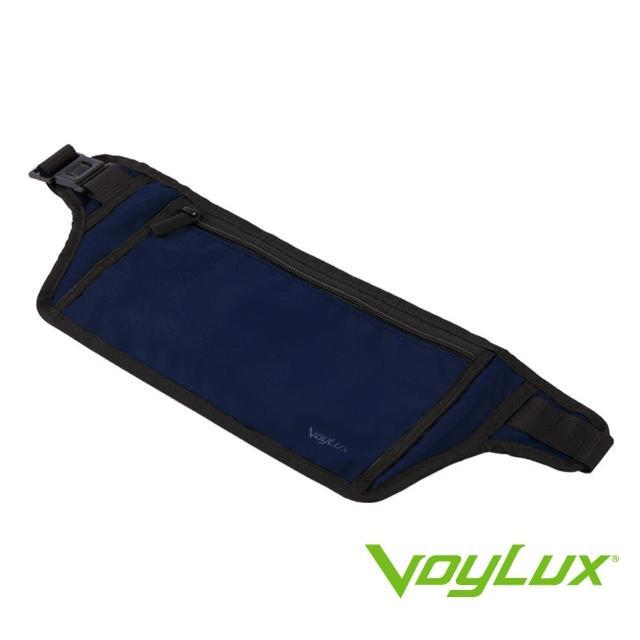【VoyLux 伯勒仕】頂級極緻系列 超服貼身防搶包(1680702-藍色)