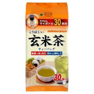 【國太樓】德用經濟包玄米茶(30袋)