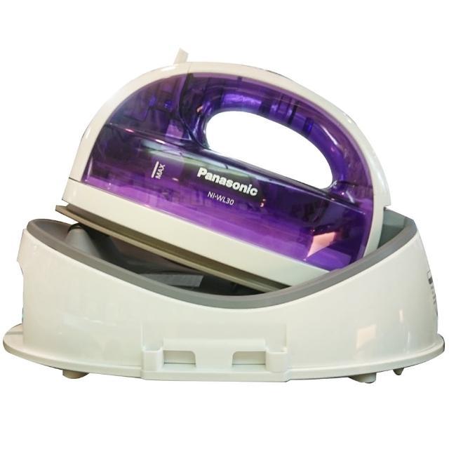 【Panasonic國際牌】無線蒸氣電熨斗(NI-WL30)