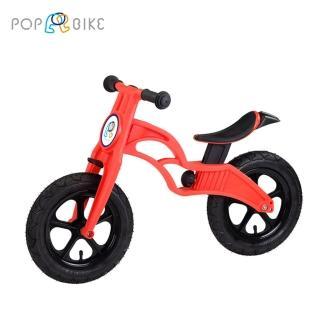 【BabyTiger 虎兒寶】POPBIKE 兒童充氣輪胎滑步車-AIR充氣胎