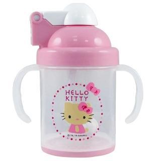 【HELLO KITTY】防滑吸管練習杯