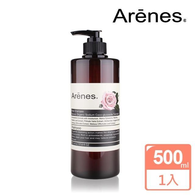 【Arenes】玫瑰香氛植萃洗髮露(500ml)