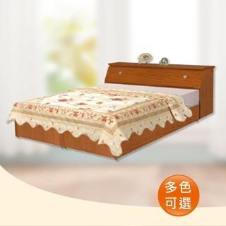 【時尚屋】Terry5尺床箱型雙人後掀床可選色(WG-2setb-床頭箱+床底)