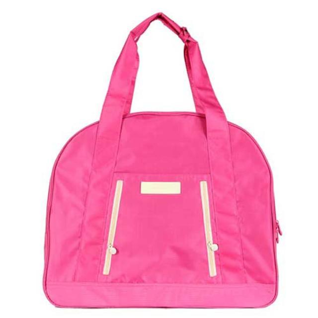 【iSPurple】大容量收納*帆布旅行袋/四色可選
