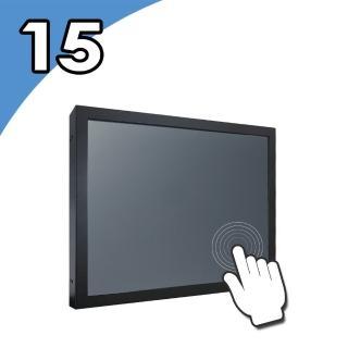 【Nextech】M系列 15吋 電阻式觸控螢幕(NTM15050BUNSD)