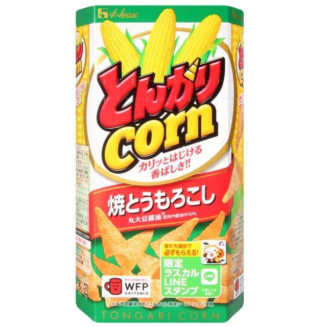 【House】牛角玉米餅-烤玉米(75g)