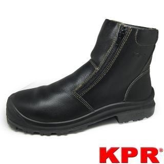 【KPR尊王】寬頭大底耐熱安全鞋(M-806黑色/男款)