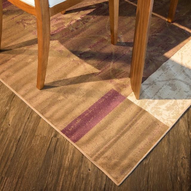 【范登伯格】夏蔓柔光絲質感地毯-悠曼(160x230cm)