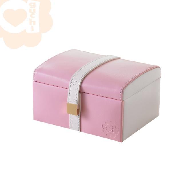 【亞古奇 Aguchi】禮物甜心珠寶盒(春舞天使系列)