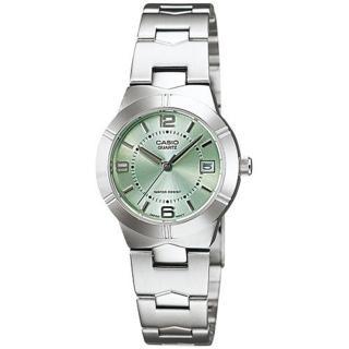 【CASIO 卡西歐】都會優雅氣質時尚腕錶(LTP-1241D-3ADF)