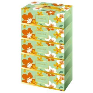 【五月花】親肌感盒裝面紙(200抽x5盒x10串)