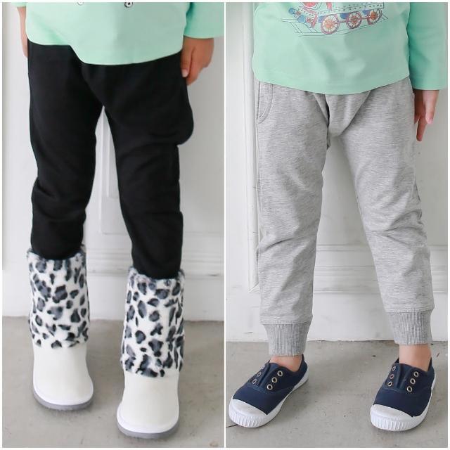 【baby童衣】兒童薄長褲 素面綁帶休閒 棉褲 47104(共4色)