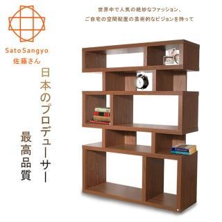 【Sato】MOOK光陰故事隔間收納櫃‧幅90cm(櫃子)