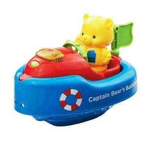 【Vtech】開心小熊船長(快樂兒童首選玩具)