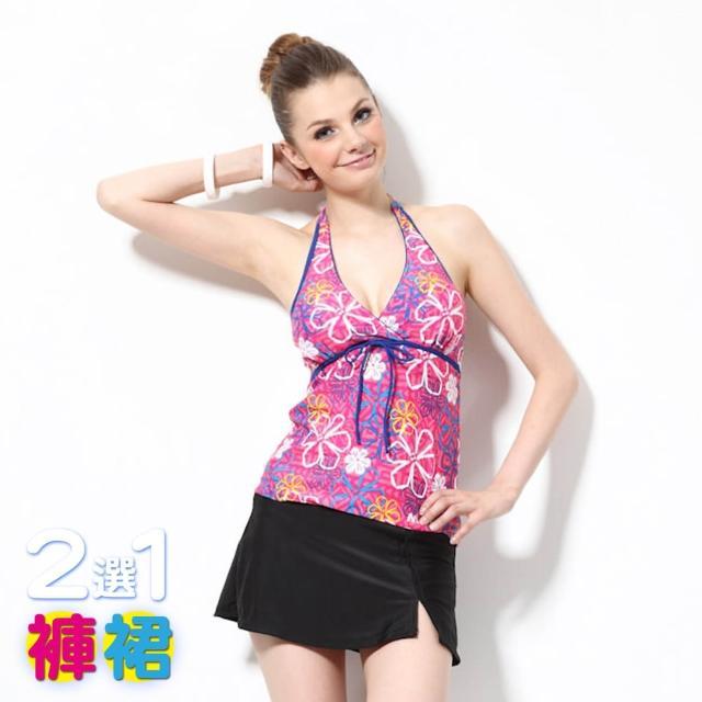 【≡MARIUM≡】大女兩件式─褲/裙2選1-NG品(MAR-3316W)