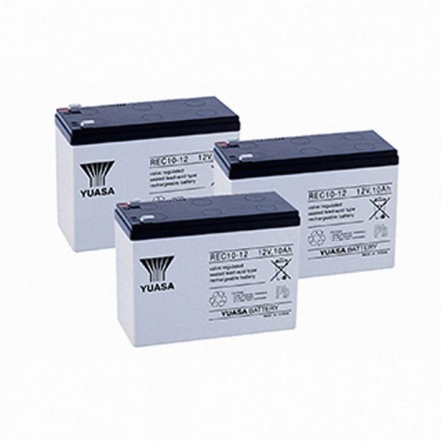 【進煌】YUASA 湯淺 REC 10-12 12V 10AH 電動代步車(REC10-12)