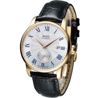【MIDO】美度 Baroncelli II永恆系列小秒針機械錶(M86083214)