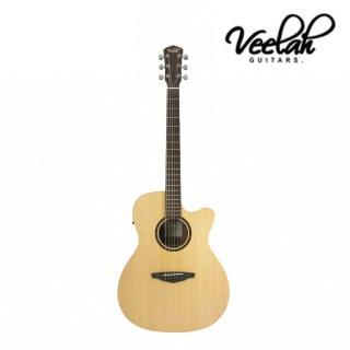 【VEELAH】V1-OMCE 民謠吉他(搭配知名拾音器Fishman拾音器)