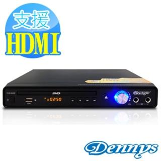 ~Dennys~USB HDMI DVD播放器 DVD~6400