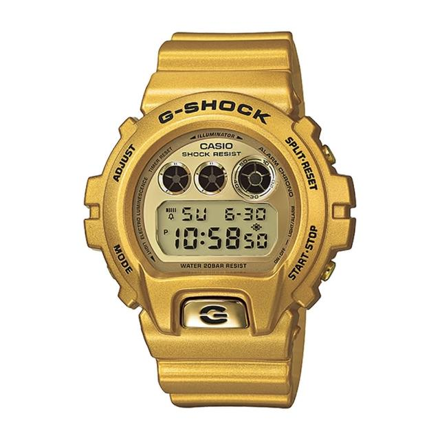 【CASIO 卡西歐G-SHOCK系列】日本內銷款-超人氣大錶徑系列(DW-6900GD/GD-X6900GD)