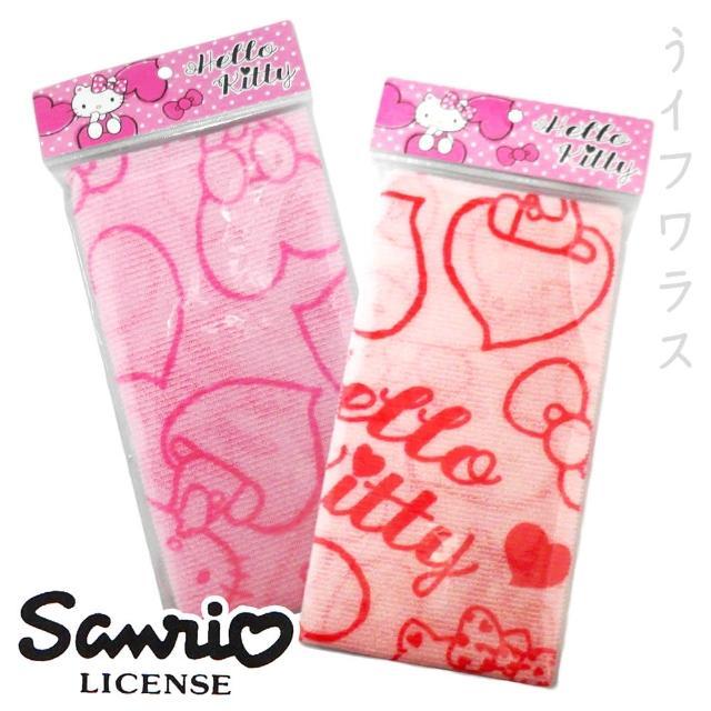 HELLO KITTY /雙子星沐浴巾-6入組(HELLO KITTY)