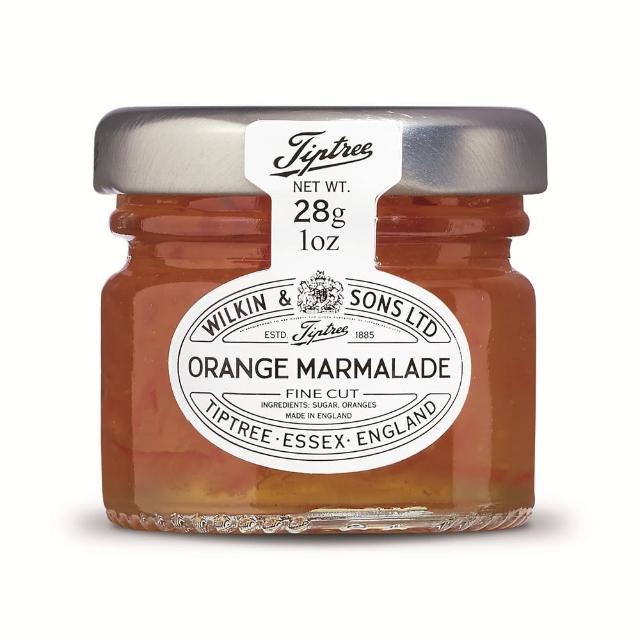 【Tiptree】迷你柑橘果醬 28g*72(英國皇室品牌)