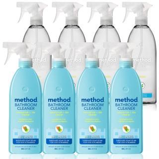 【Method 美則】浴室廁所清潔組(任選8入)