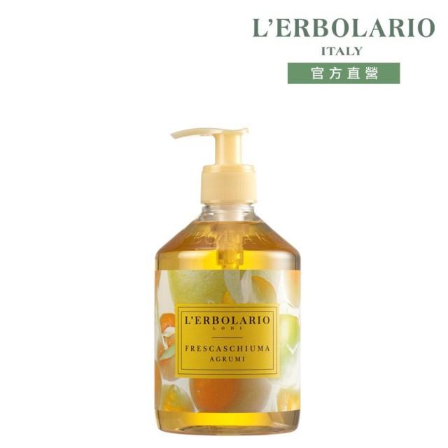 【蕾莉歐】檸檬葡萄柚潔膚乳500ml(身體手足護理系列)