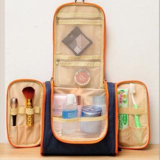【Bunny】第二代懸掛式可折疊大容量旅行收納盥洗包(多種顏色可選)