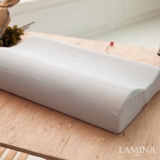 【LAMINA】舒適涼感記憶枕-1入