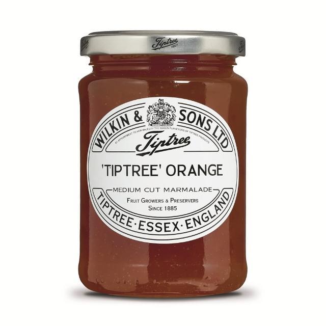 【Tiptree】經典柳橙果醬340g(英國皇家品牌)