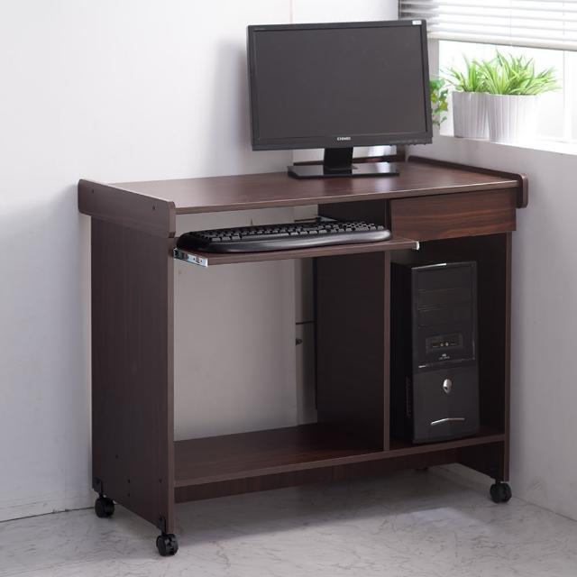 【樂活玩家】原木電腦桌